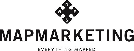 Map Marketing logo