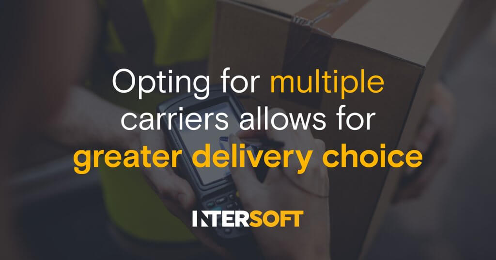 Greater Delivery Choice Infographic