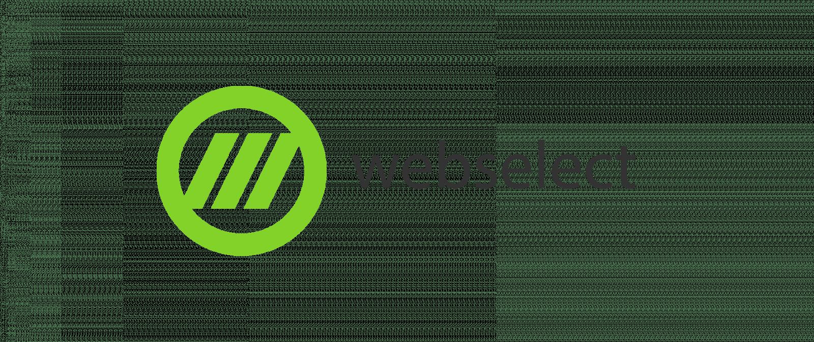 webselect logo