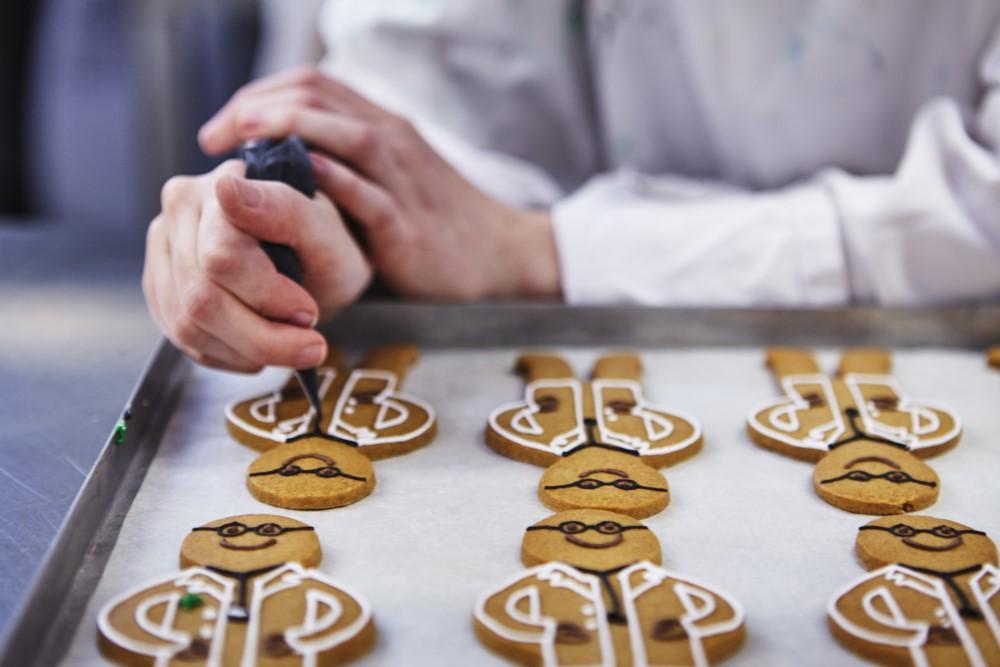 Biscuiteers icing biscuits
