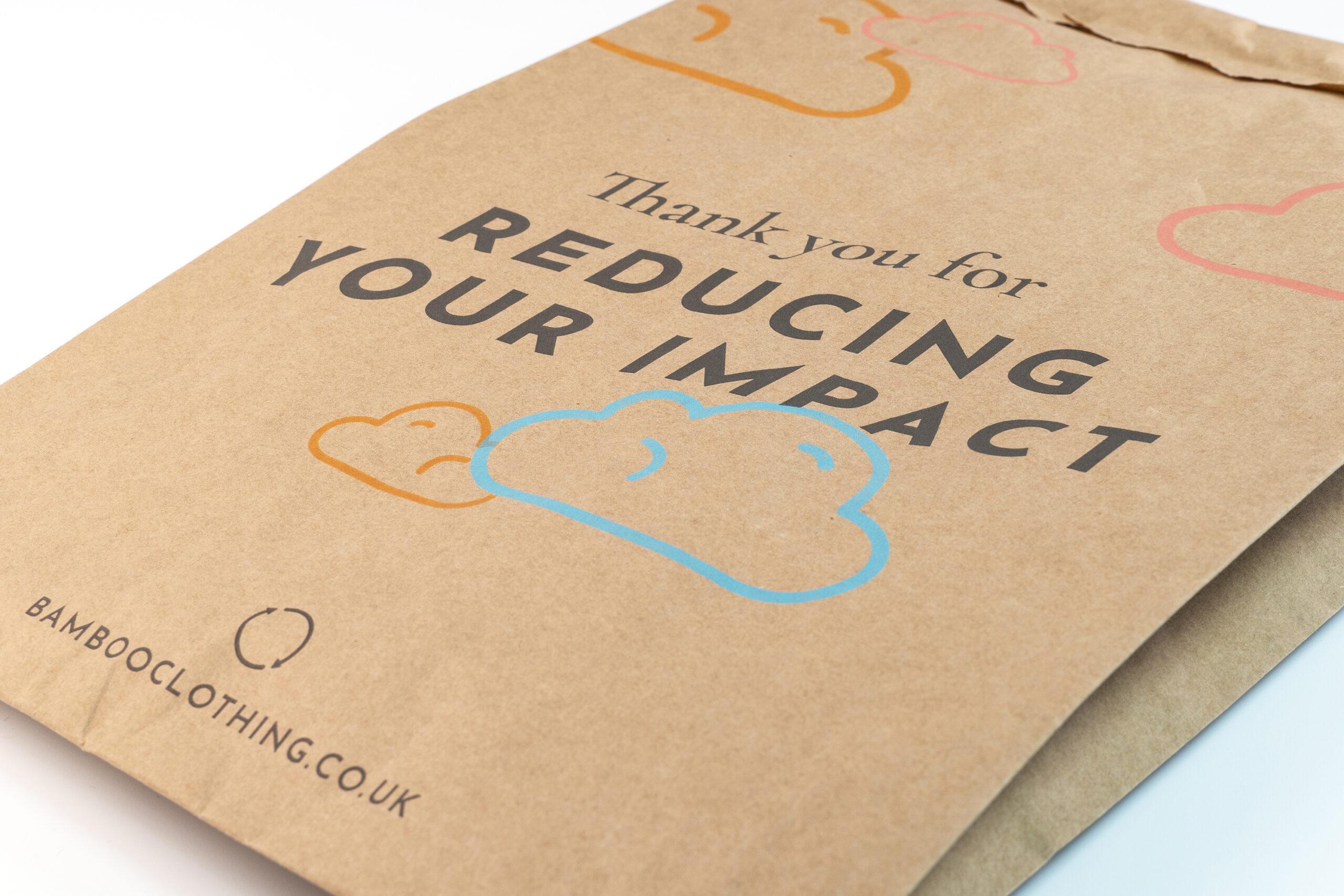 Eco Postal Bag